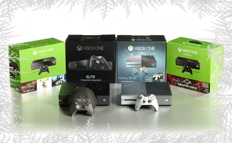 Xbox One vs. PS4