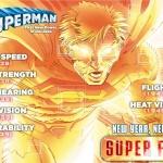 Superman obtiene nuevo poder